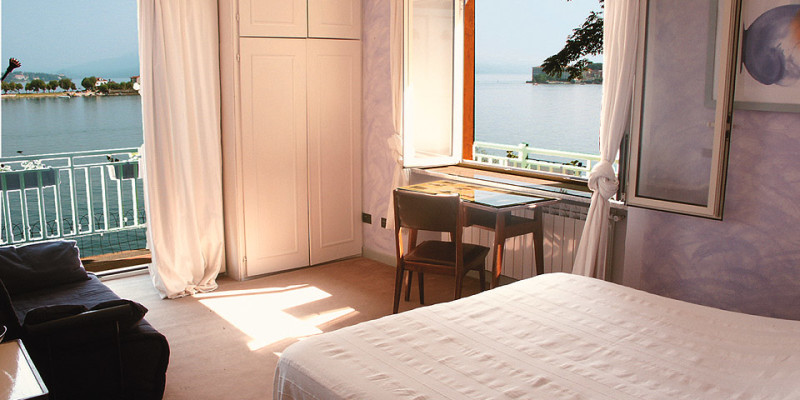 Accomodation in Stresa