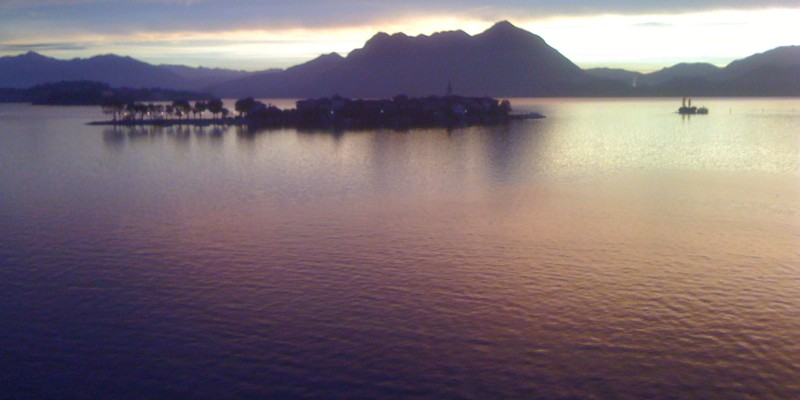 sleep in stresa